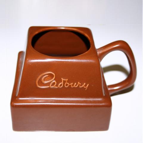 Cadburys Drinking Glasses