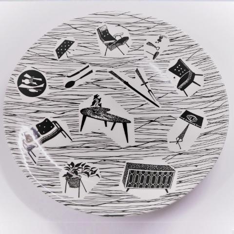 Homemaker side plate