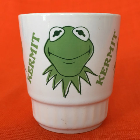 the muppets, kermit the frog 1970s