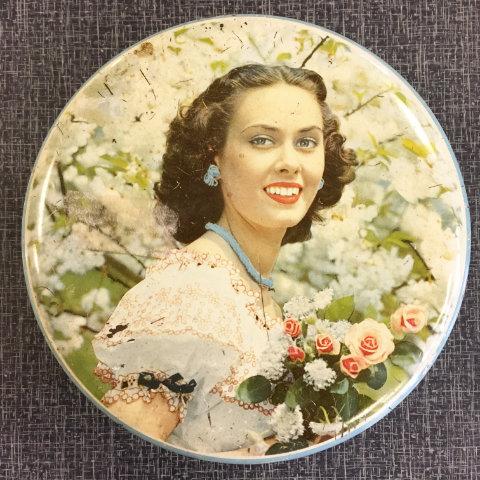 1950s tin